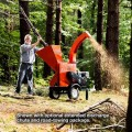 DR Wood Chipper PRO XL575