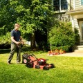 DR 62V Battery-Powered Lawn Mower PRO-21 (21
