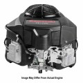 Kawasaki FR730V 726cc 24 HP OHV V-Twin Electric Start Vertical Engine, 1-1/8