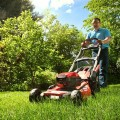DR 62V Battery-Powered Lawn Mower PRO-21SP (21