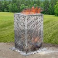 BurnCage (Original) Outdoor Incinerator Burns up to 1600° F