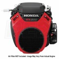 Honda GX660™ 688cc V-Twin OHV Electric Start Horizontal Engine, 17A Charg, Oil Alert, Control Bx, 1-1/8