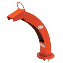 Extended Discharge Chute For DR Rapid-Feed Chippers (pre-2014 models)